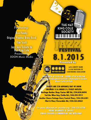 Nat King Cole Jazz Festival
